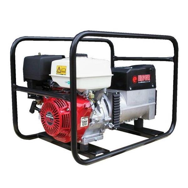 Генератор бензиновый Europower EP 200 X 3X230V для ж/д в Белинскийе