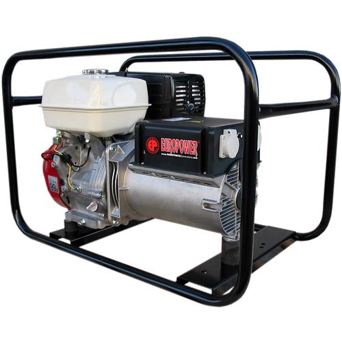 Генератор бензиновый Europower EP 6500 T 3X230V для ж/д в Белинскийе