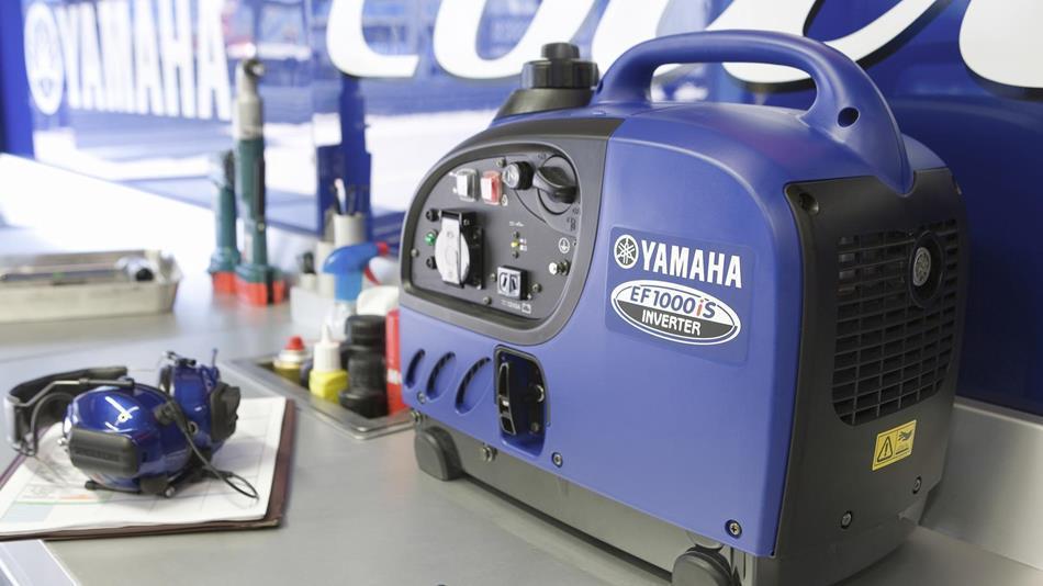 Генератор Yamaha EF1000 в Белинскийе