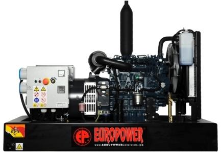 Генератор дизельный Europower EP 163 DE в Белинскийе