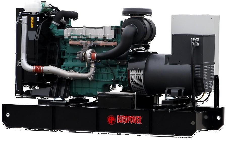 Генератор дизельный Europower EP 180 TDE в Белинскийе