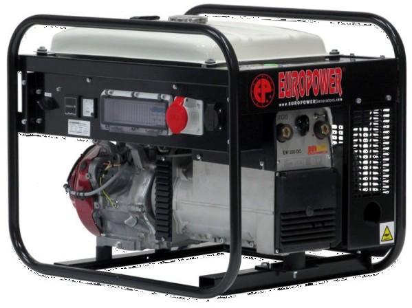 Генератор дизельный Europower EP 200  X/25DC в Белинскийе
