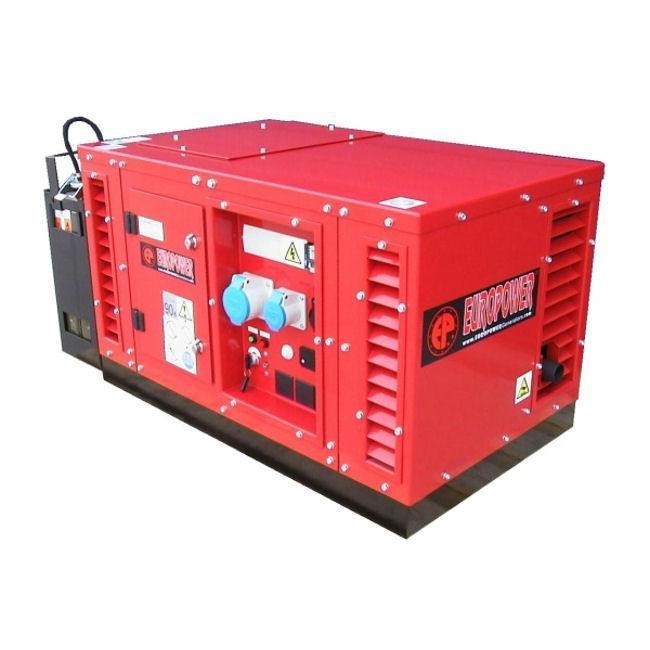 Генератор бензиновый Europower EPS 10000 E в Белинскийе