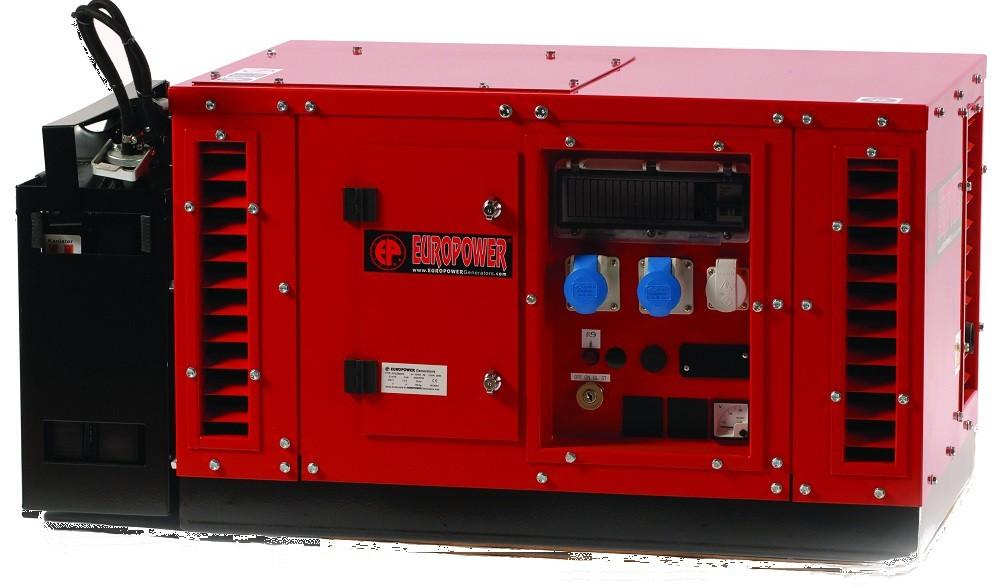 Генератор бензиновый Europower EPS 15000 TE в Белинскийе