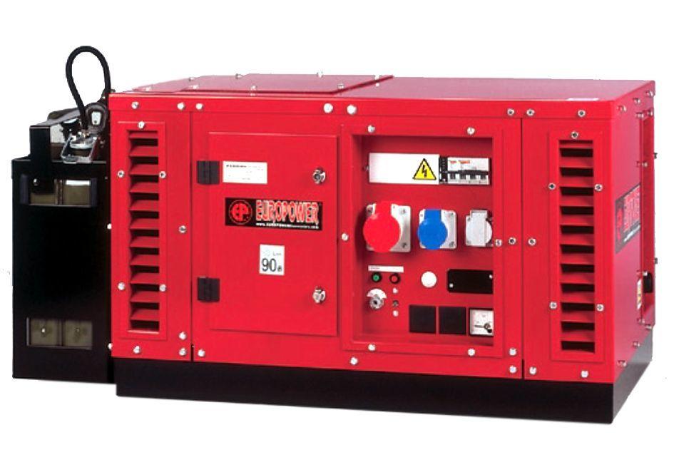 Генератор бензиновый Europower EPS 6000 E в Белинскийе