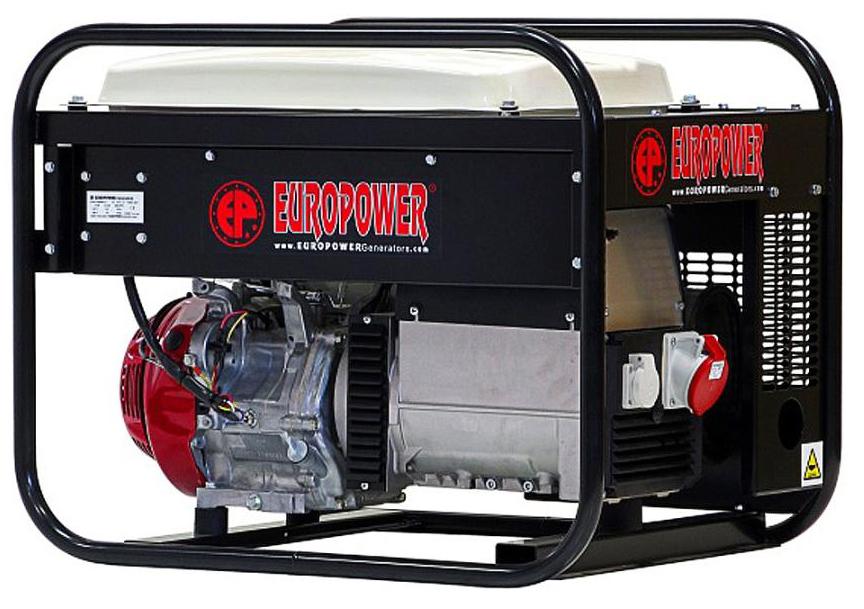 Генератор бензиновый Europower EP 6500 TLN в Белинскийе