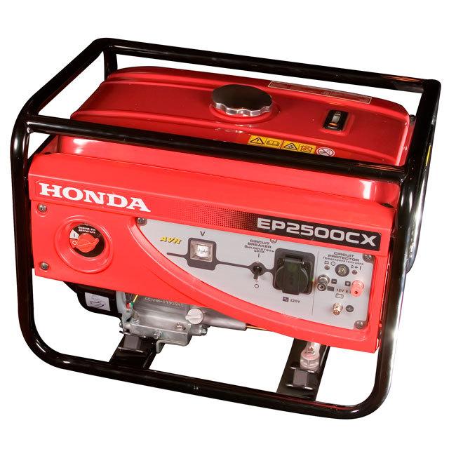 Генератор Honda EP2500CX в Белинскийе