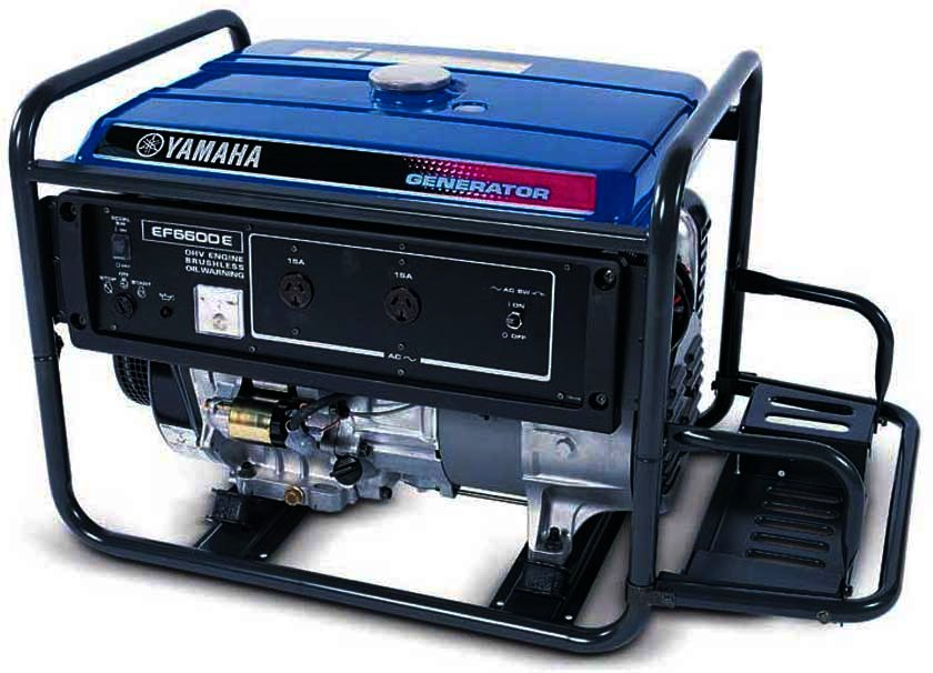 Генератор Yamaha  EF6600E в Белинскийе
