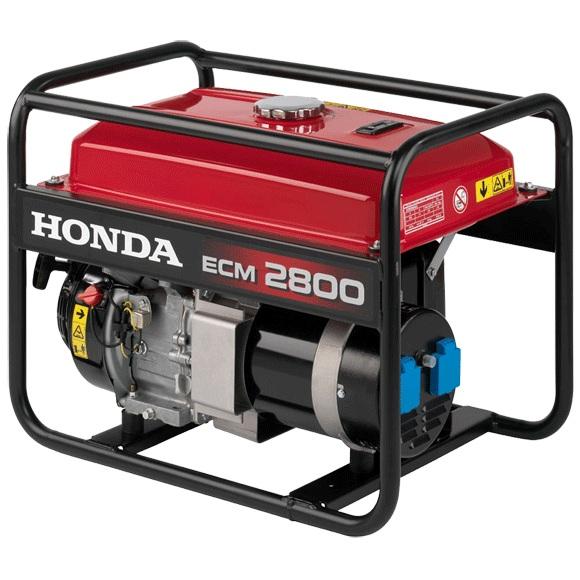 Генератор Honda ECM2800 в Белинскийе