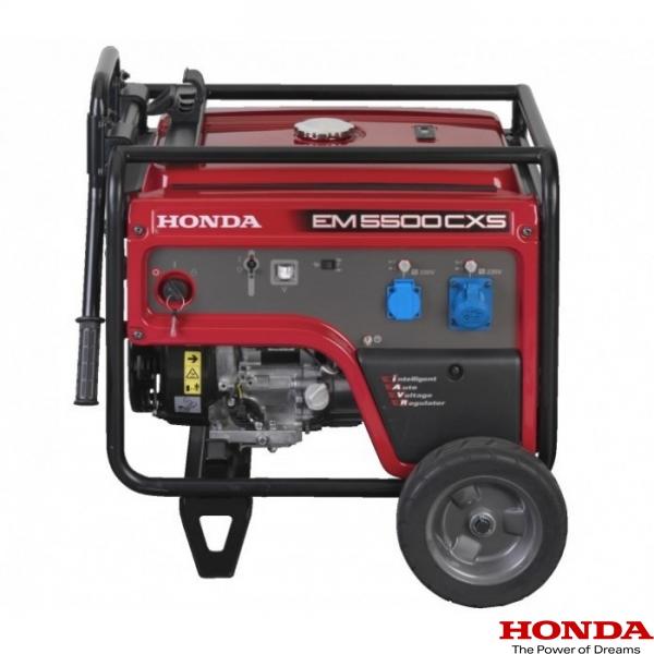 Генератор Honda EM5500 CXS 1 в Белинскийе
