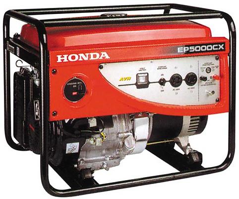 Генератор Honda EP5000 CX в Белинскийе