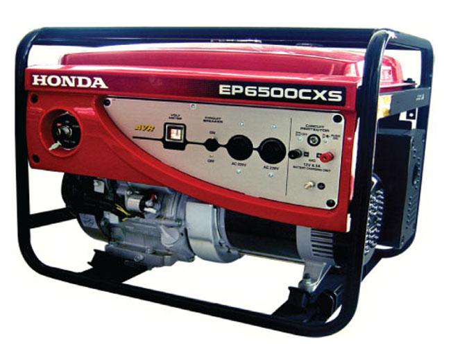 Генератор Honda EP6500 CXS в Белинскийе
