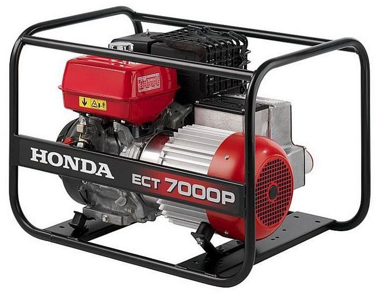Генератор Honda EСТ 7000P в Белинскийе