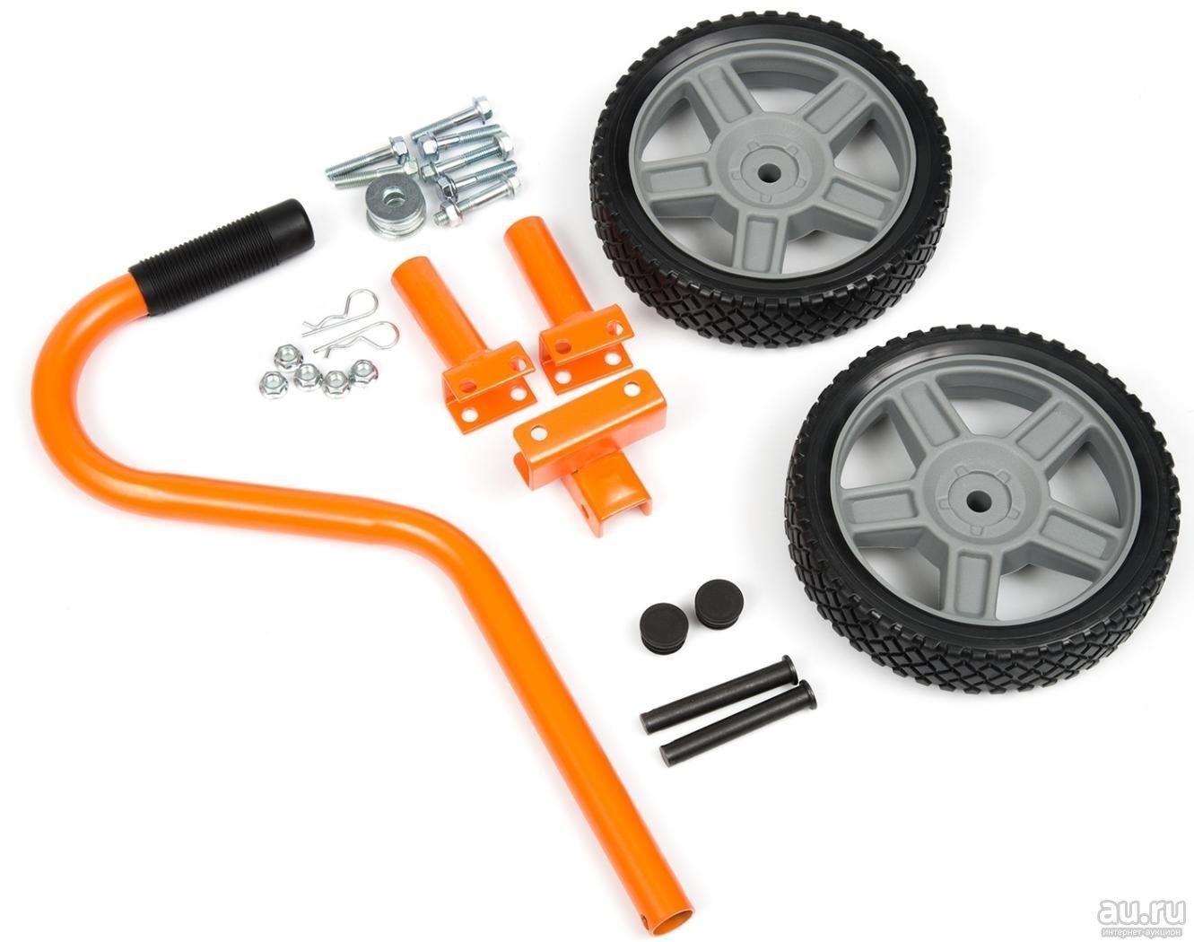 Комплект колес для генераторов ECT 7000 в Белинскийе