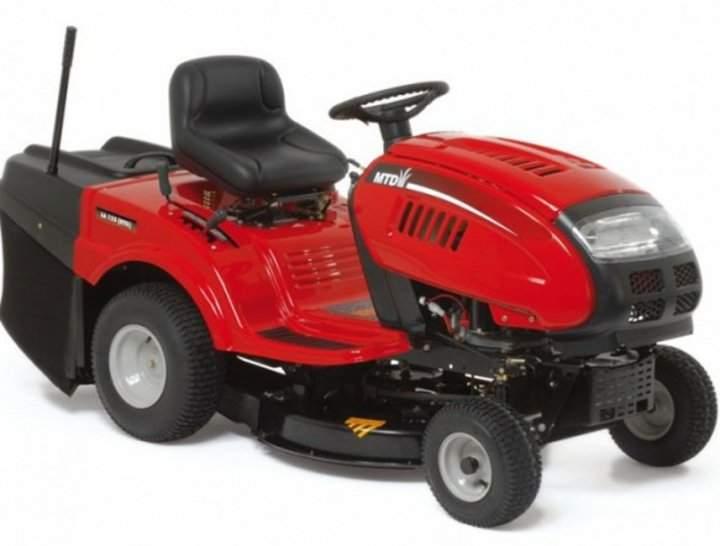 Садовый трактор MTD OPTIMA LE 175 H (SPECIAL) в Белинскийе